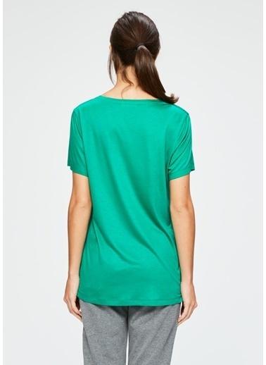 Dagi Tişört Yeşil